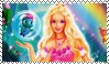 Barbie Mermaidia Stamp by kaorinyaplz