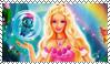 Barbie Mermaidia Stamp by kaorinyaplz