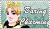 Daring Charming by kaorinyaplz