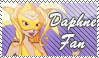 Daphne Fan Stamp 1 by kaorinyaplz