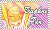 Daphne Fan Stamp 2 by kaorinyaplz