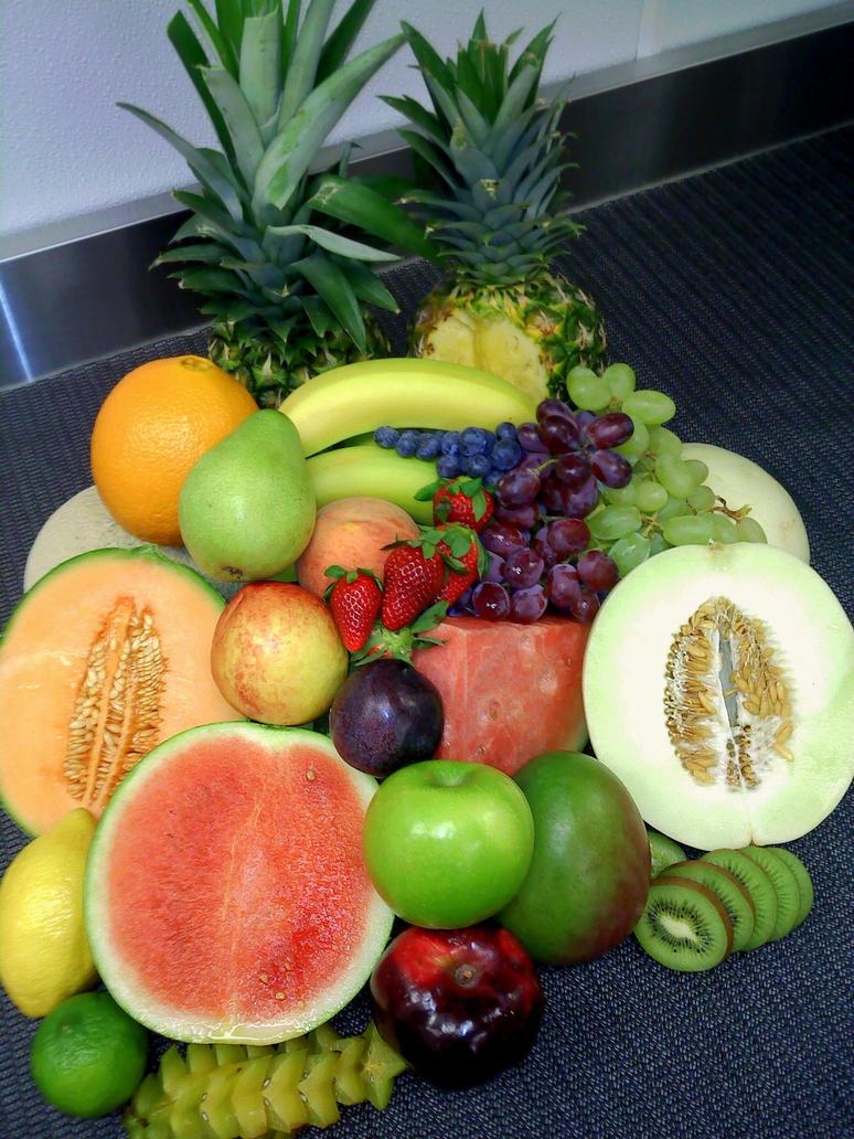 Fresh Fruit Anyone? by DoctorTonyStarkWho