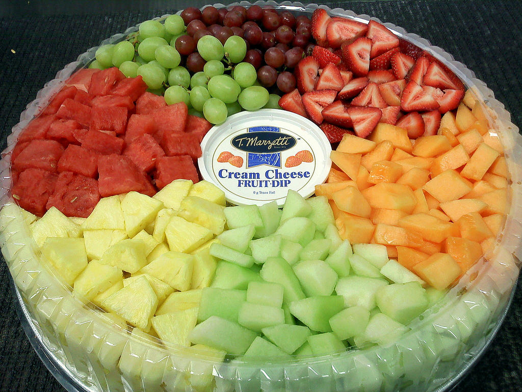 Fresh Fruit Platter 1 0 By Doctortonystarkwho On Deviantart
