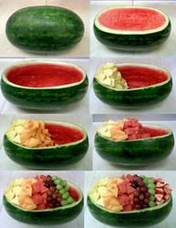 Melon Bowl Supreme: How To