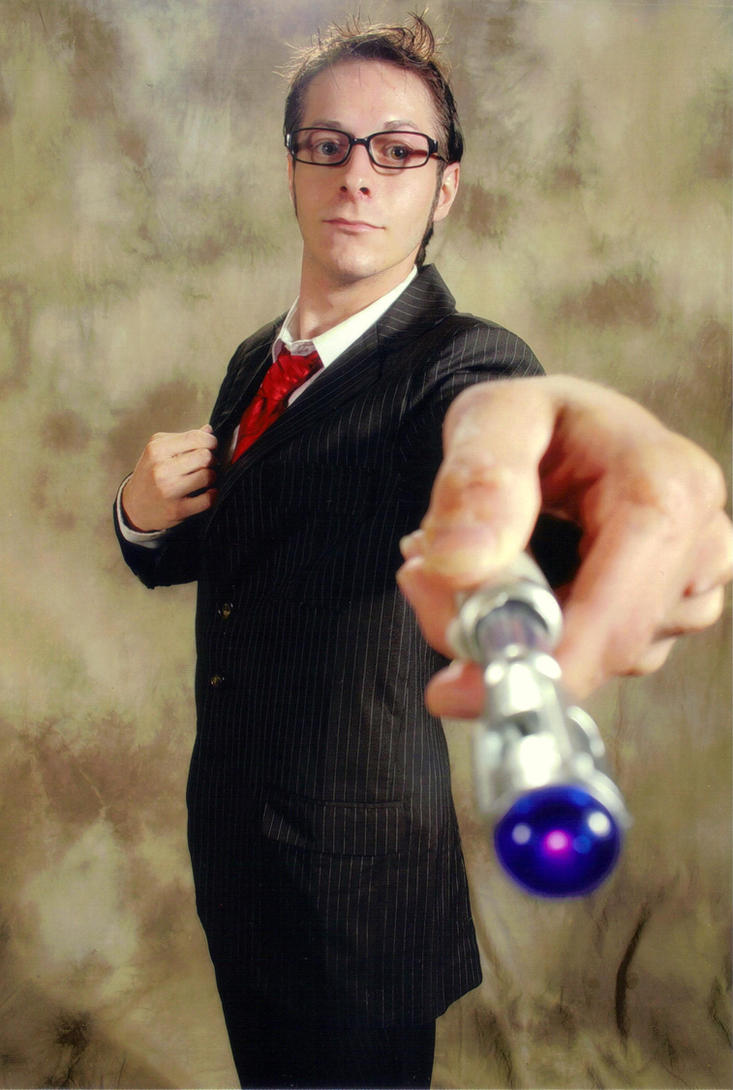 Otakon 2011: 10th Doctor Who by DoctorTonyStarkWho
