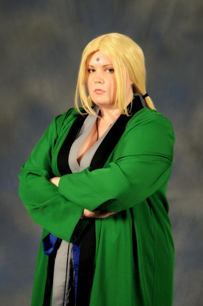 OTAKON 2012-Naruto-Lady Tsunade by DoctorTonyStarkWho on ...