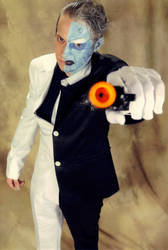 OTAKON 2012-Two-Face Photo Suite by DoctorTonyStarkWho