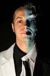 OTAKON 2012-Two Face 1 by DoctorTonyStarkWho