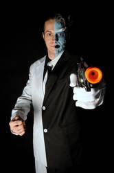 OTAKON 2012-Two-Face 2 by DoctorTonyStarkWho