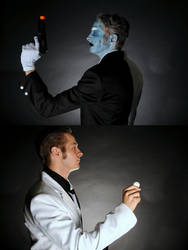 OTAKON 2012- Two-Face 3 by DoctorTonyStarkWho