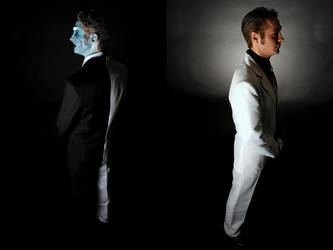 OTAKON 2012- Two-Face 4 by DoctorTonyStarkWho