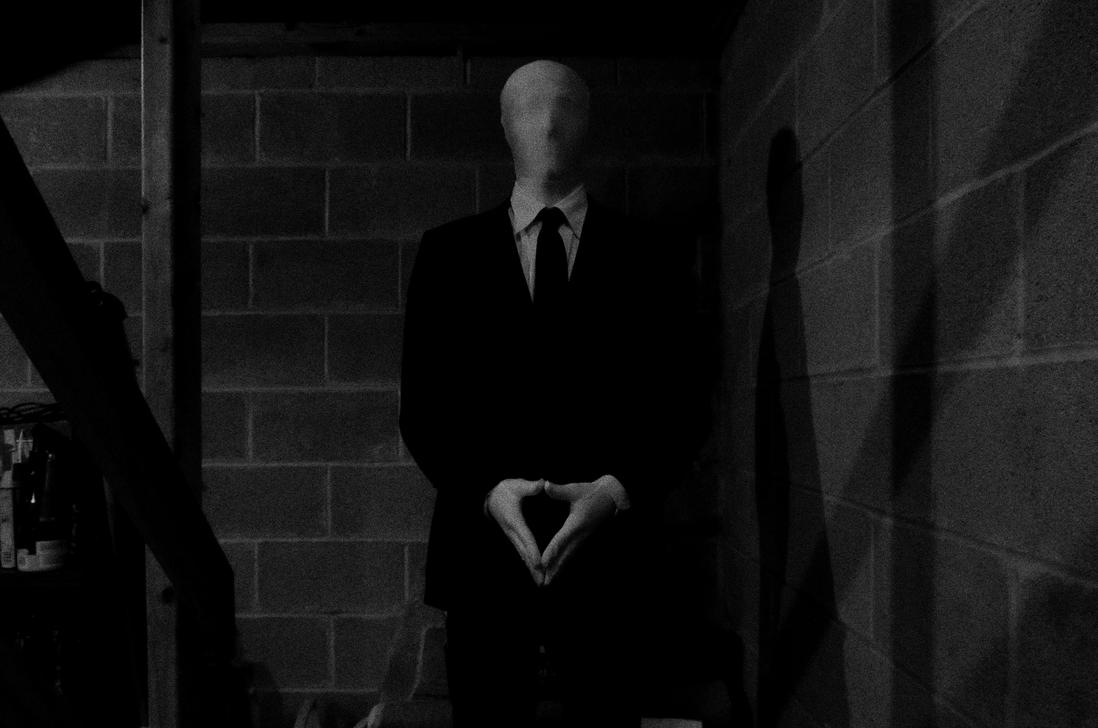 Slender Man by DoctorTonyStarkWho