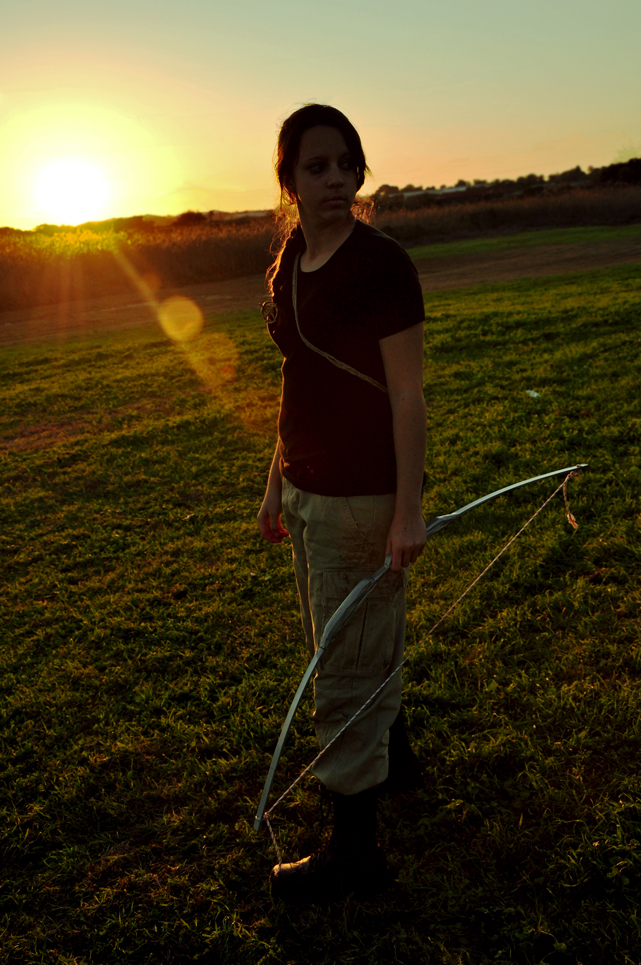 PHG - My name is Katniss Everdeen by CrystalPanda