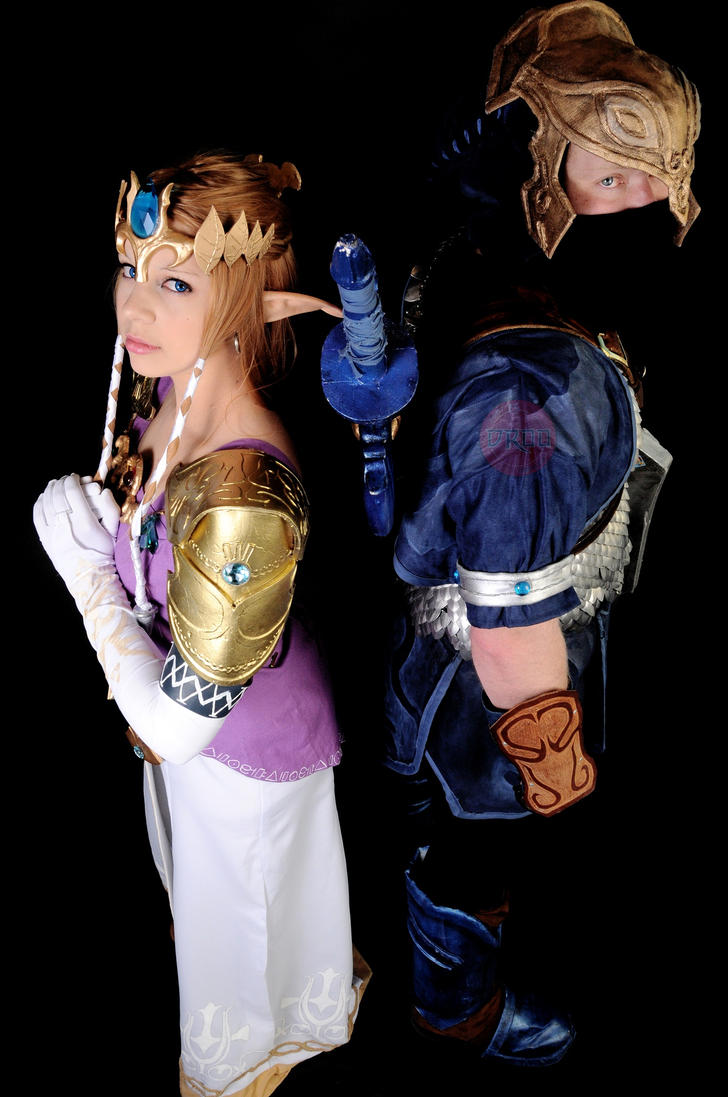 Zelda - My Hero by CrystalPanda