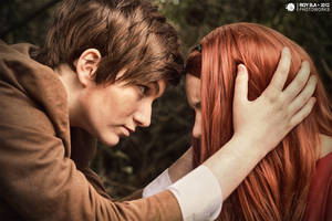 Doctor Who - I'll Protect You by CrystalPanda