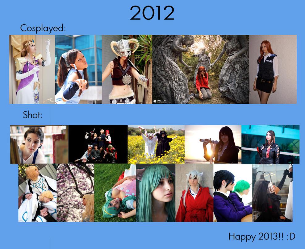 My 2012 by CrystalPanda