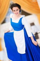 Belle - At Your Service by CrystalPanda