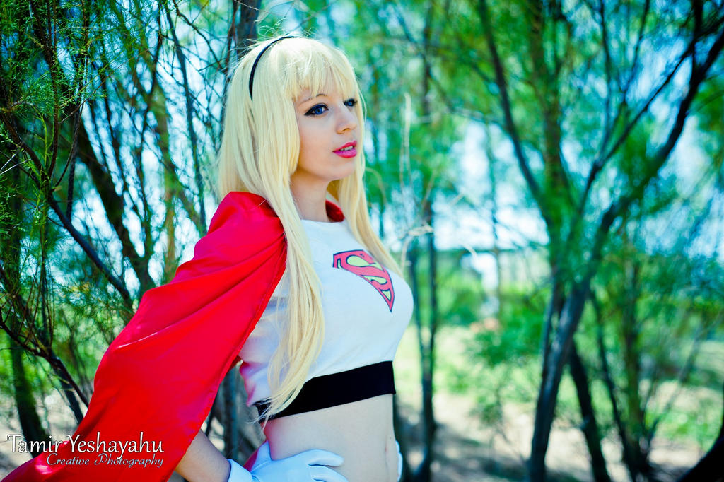 Supergirl - Angel On Earth by CrystalPanda
