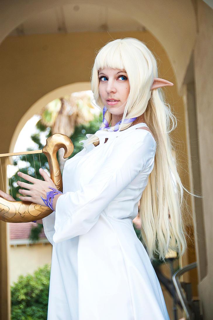 Zelda - A Princess by CrystalPanda