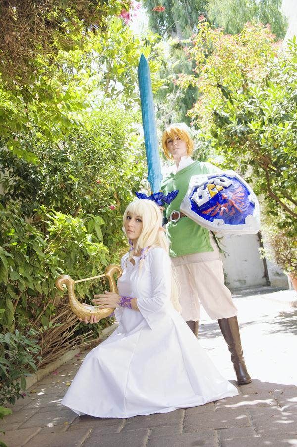 Zelda - It's Our Story by CrystalPanda