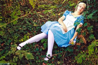 Alice - Dreaming of Wonderland by CrystalPanda