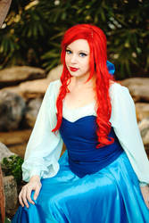 Ariel - The Little Mermaid by CrystalPanda