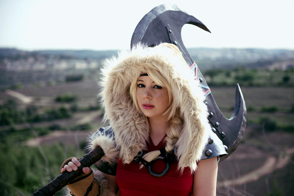 Astrid how to train your dragon 2 by crystalpanda on deviantart astrid how to train your dragon 2 by crystalpanda ccuart Gallery