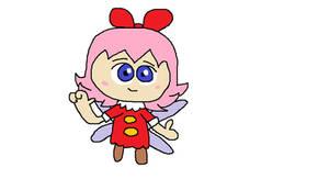 Octo Guard Character - Ribbon