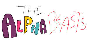 The Alphabeasts Logo
