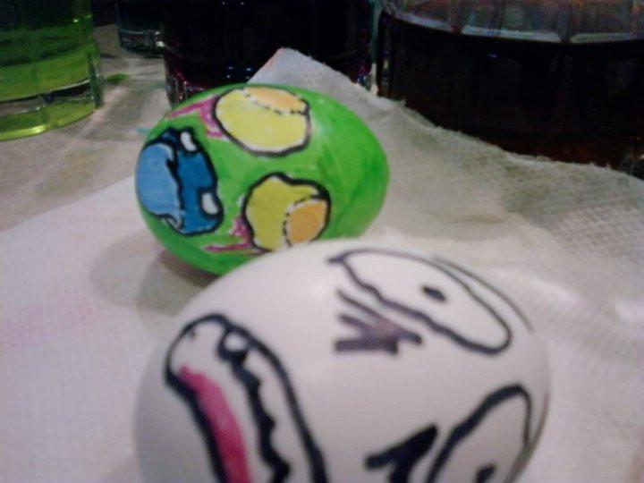 zombie egg by pyrovamp