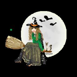 Happy Halloween by TransparentReality61