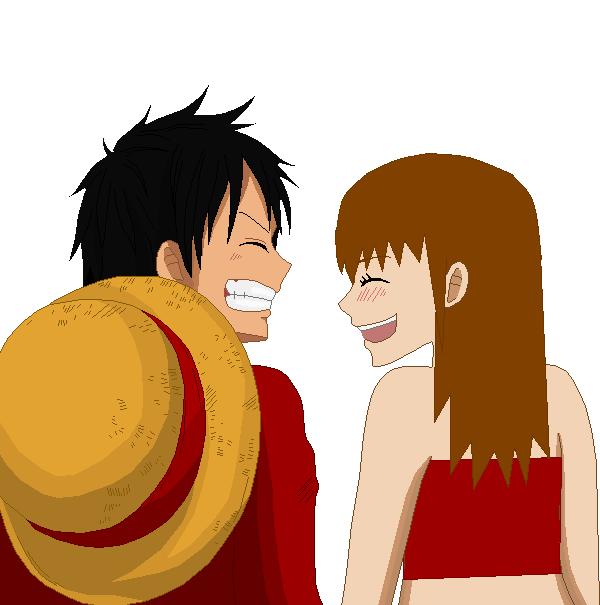 One Piece Oc Luffy And Jenna 2yl By Dalibabe91 On Deviantart