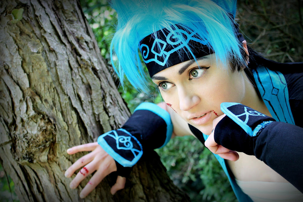 Shaman King : Fearless by pineapple-prince
