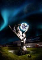 The Worldmaker by blackgarlic