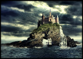 The Forgotten Island -UPDATE- by blackgarlic
