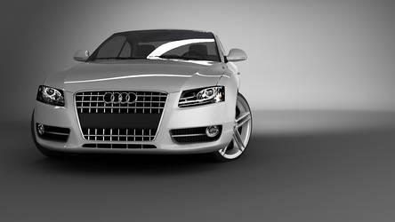 Audi a5 by Fazie91