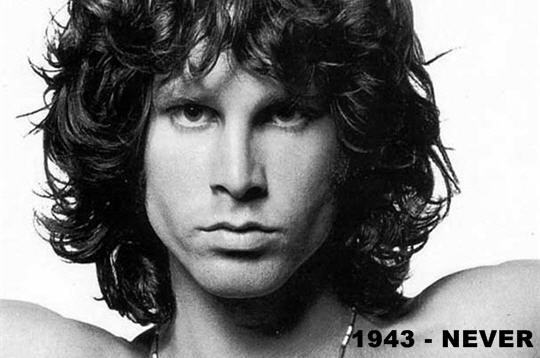 Jim Morrison will