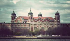 Photo: Ellis Island by Mariesen