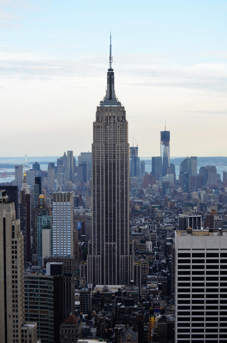Empire State Building Date Of Construction Finished