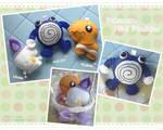 Pokemon Mini Plushies for sale