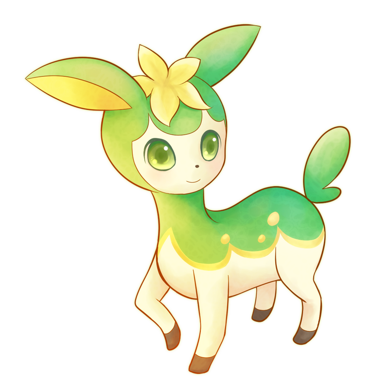 Renders Pokemons 03 Deerling_summer_by_oi_m-d48uh55