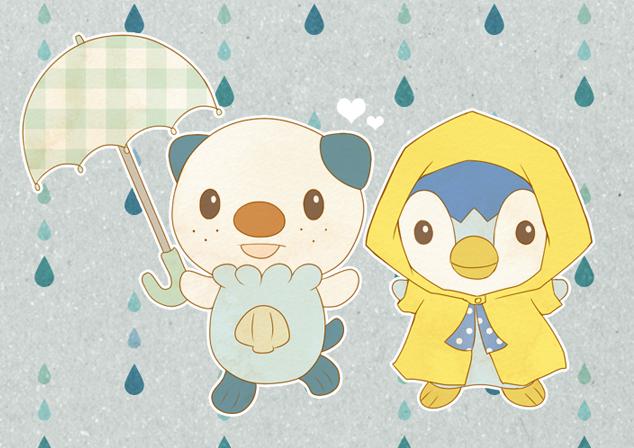 Raining by oi-m