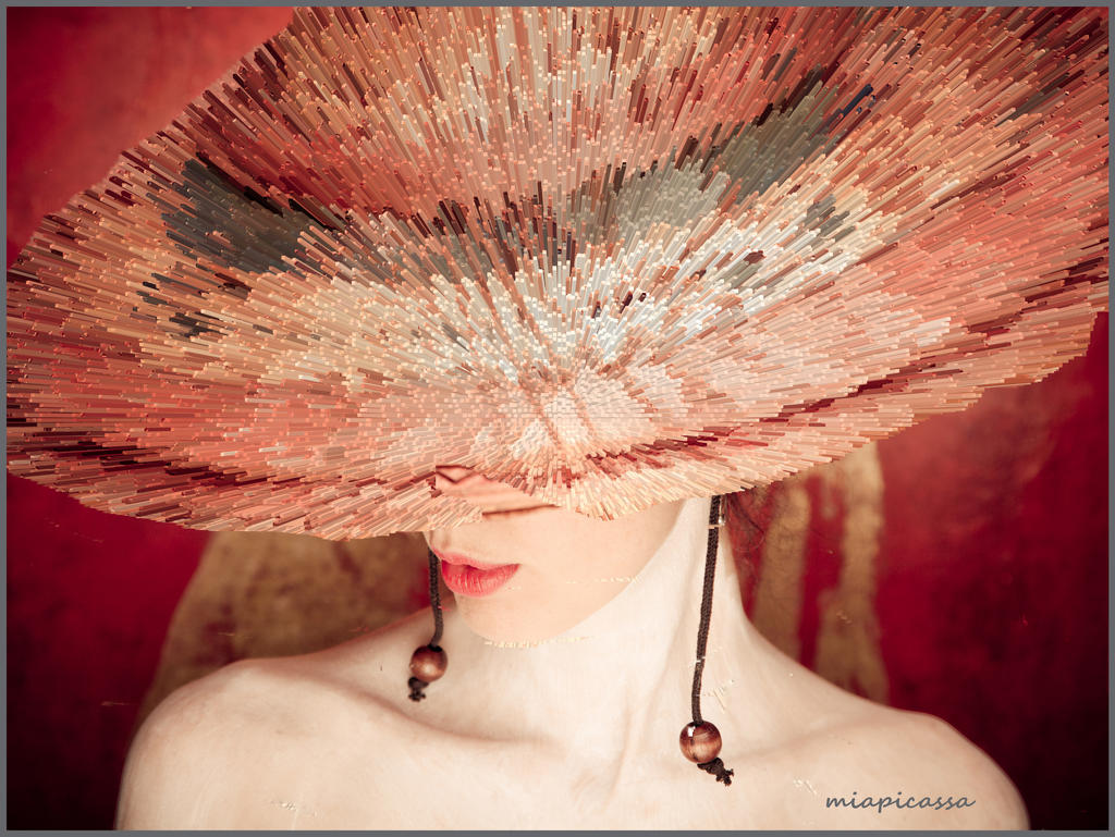 hat Haute Couture by miapicassa
