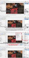 Tutorial: Paintable Models Creation! Part 1: GIMP