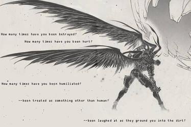 Arachnophobia by Fahji