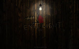 Exit Light by clasixart