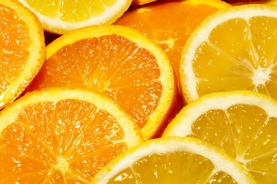 Orange and Lemon by clasixart