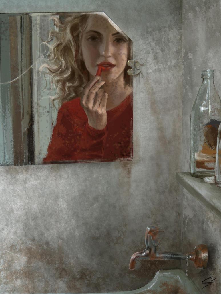 U ogledalu - Page 2 The_makeover_by_hel999
