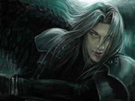 Sephiroth by hel999