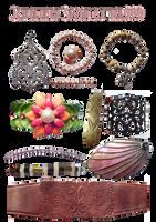 Jewellery Stock by hel999